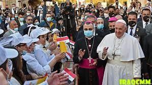 Pesan Damai Paus Fransiskus Saat Berkunjung ke Irak