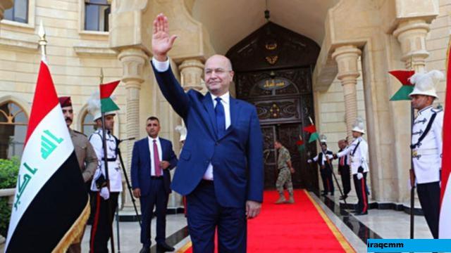 Irak Menunjuk Presiden dan Perdana Menteri Baru